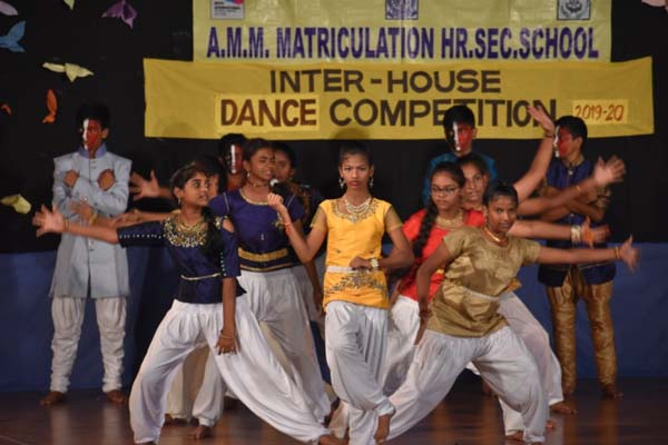 Inter House Dance Competition