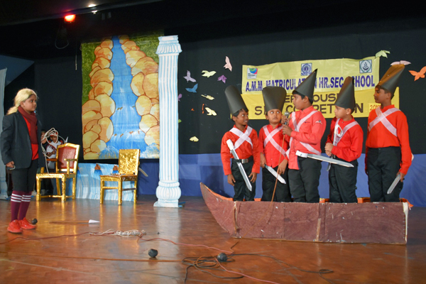 Inter House Drama Competition